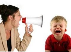 Кричать на ребенка 49